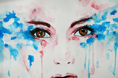 watercolor_painting___tears_closeup_by_bealx-d5r8glq